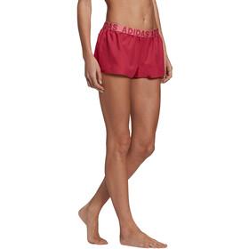 adidas Pantalones cortos de playa Mujer, rosa